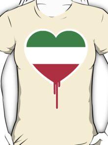 ITALIAN BLEEDING HEART T-Shirt
