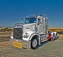 Kenworth T409SAR by LIFEPhotography