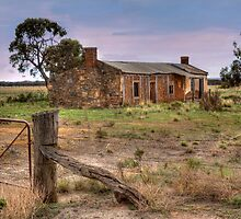 Remains of another Time V - Sedan, Murraylands, South Australia by Mark Richards