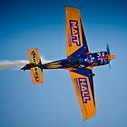 Matt Hall - Aerobatics by naemick