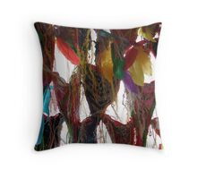WILD WEST PANTS PARTY 10 'TEEPEE DREAM CATHER' Throw Pillow
