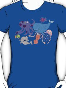 Underwater Creatures T-Shirt