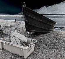 iced fisherworld by NordicBlackbird