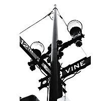 Vine and 12th - Downtown Cincinnati Photographic Print