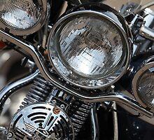 motorcycle headlights by mrivserg
