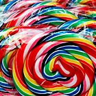 Twirly Whirly Lollipops by Robert Down
