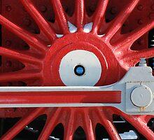 crank locomotive by mrivserg