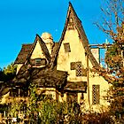 The Witch's House in Beverly Hills by Rebecca Dru