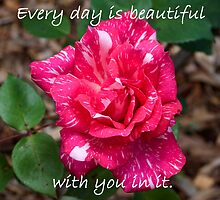 Every day is beautiful by TonySlattery
