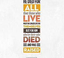 2 Corinthians 5:15 by Philip Davis