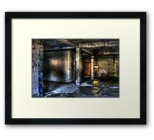 The Place :-) Framed Print