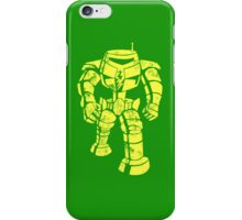 Sheldon Bot iPhone Case/Skin