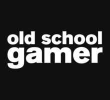 Old School Gamer by PaulMahar