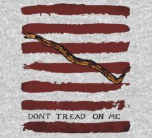 Don't Tread On Me by Stucko23