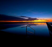 Bulli Beach Sunrise by Scott Weeding