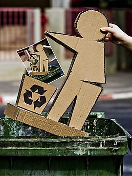 Recycling by Revital  Naumovsky