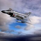 Royal Air Force F4 Phantom by Bob Martin