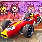 Brabham BT11a by Stuart Row