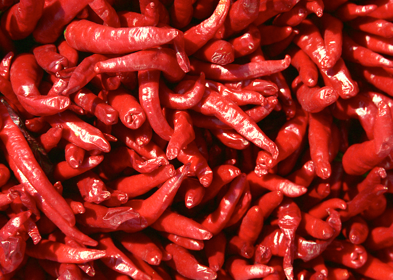 Chili! by Anthony Woolley
