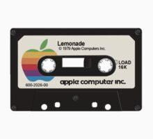 Apple & Lemonade (black) - digitally remastered! Kids Clothes