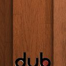 dub timber detailed by Benjamin Whealing