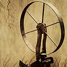 Antique 1931 Hand Plow...  by Qnita
