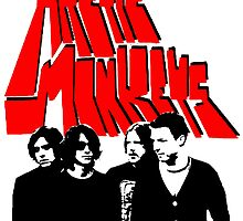 Arctic Monkeys by JaydenTimms