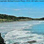 Pacific Ocean by Michael  Corwin