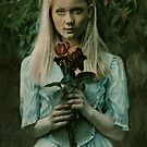 Where the wild roses grow by Brian Scott