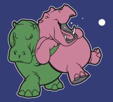 Heimlich, Heimlich Hippos by Brinkerhoff