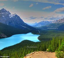 Turquoise serenity by Erika Price