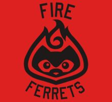 Fire ferret by octopie