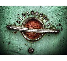 Oldsmobile Photographic Print
