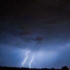 Lightning 2012 by Marc  Rossmann