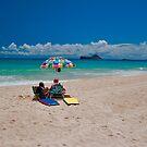 A Beach to Ourselves by photosbyflood
