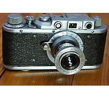 photo camera Photographic Print