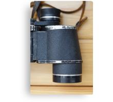 binocular Canvas Print