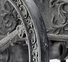 old bronze cannon   by mrivserg