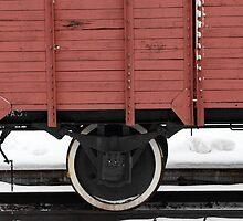 old boxcar by mrivserg