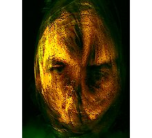 me masks.... taxi driver Photographic Print