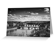 Prague Dreams Greeting Card