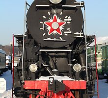 Locomotive by mrivserg