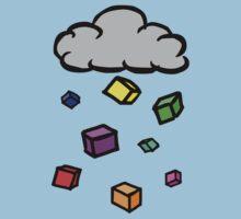 Cubic Rain by Styl0