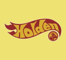 Holden hot wheels by Benjamin Whealing