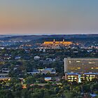Pretoria at night #7 by Rudi Venter
