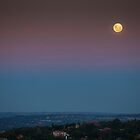 Pretoria at night #10 by Rudi Venter