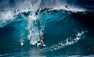 Pipeline Surfer 4 by Alex Preiss