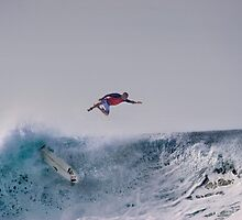 Kelly Slater by Alex Preiss