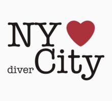 NY hearts divercity by wellingtonjg