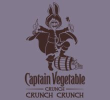 Captain Vegetable Kids Clothes